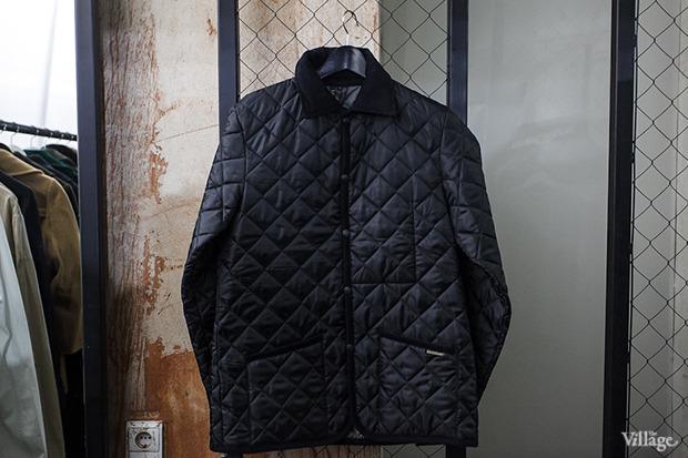 Куртка Lavenham Denham Mens — 8 740 рублей. Изображение № 20.