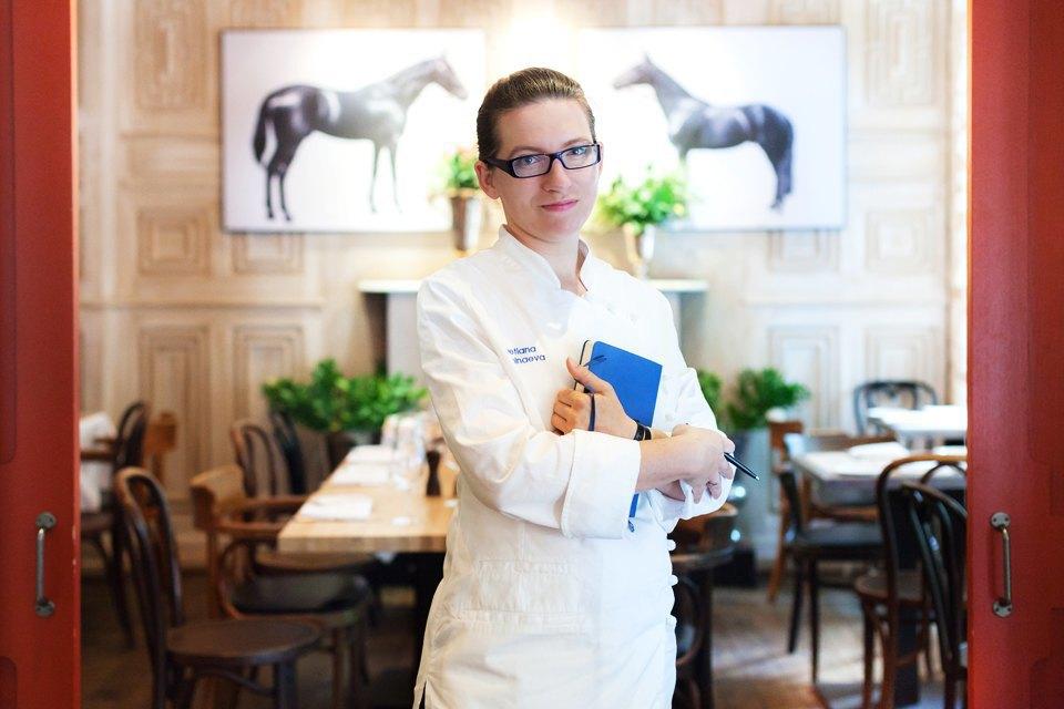 Светлана Ханинаева — отом, какзагод изпереводчика она стала су-шефом Saxon + Parole. Изображение № 2.