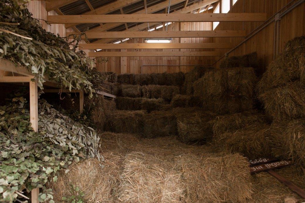 Меха на ВДНХ: Как устроена первая городская ферма. Изображение № 3.