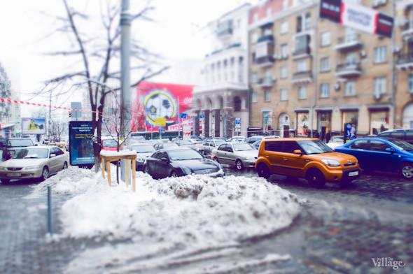 Белым по серому: Итоги снежного января в Киеве. Зображення № 12.