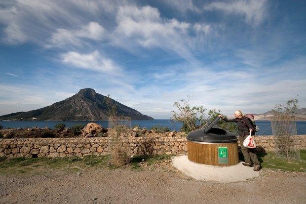 Идеи для города: Системы подземного сбора мусора. Изображение № 6.