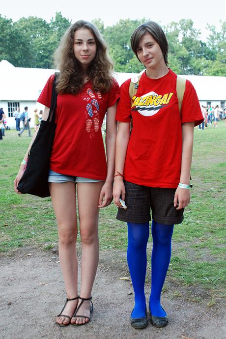 Люди в городе: Герои и посетители Geek Picnic. Изображение №1.
