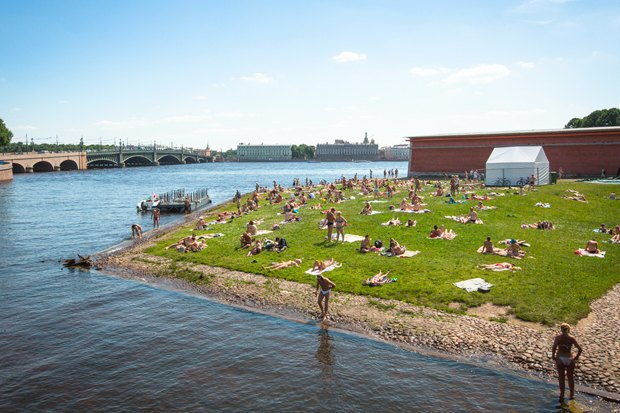 «Петербургу нужен хороший психоаналитик»: Дэниел Брук— обудущем города . Изображение № 4.