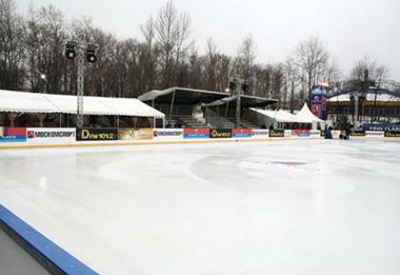 Лёд тронулся: Зимние катки в Москве. Изображение № 33.