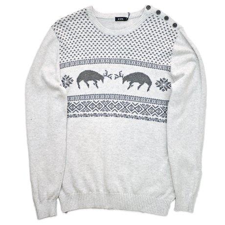 Вещи недели: 9 свитеров соленями. Изображение № 3.