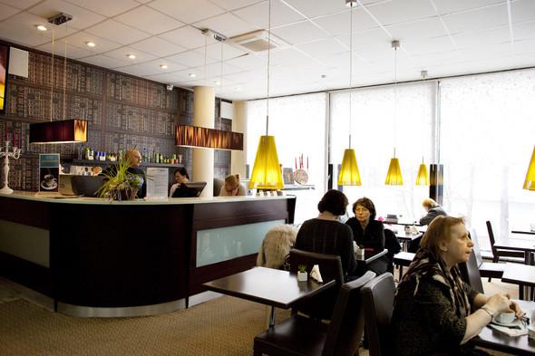 После прочтения съесть: 5 кафе при магазинах. Изображение №37.
