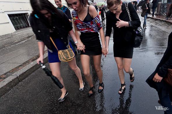 Фоторепортаж: Праздник выпускников «Алые паруса». Изображение № 9.