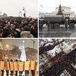 Два санкционированных митинга в Петербурге собрали 2 500 человек. Изображение № 1.