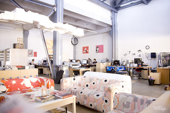 Офис недели: The Creative Factory. Изображение № 10.