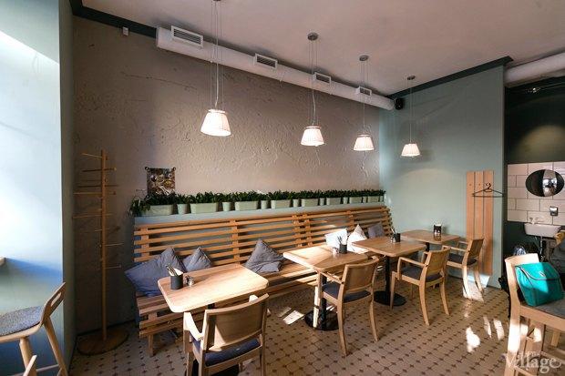 Новое место: Кафе-бар «Бюро». Изображение № 8.
