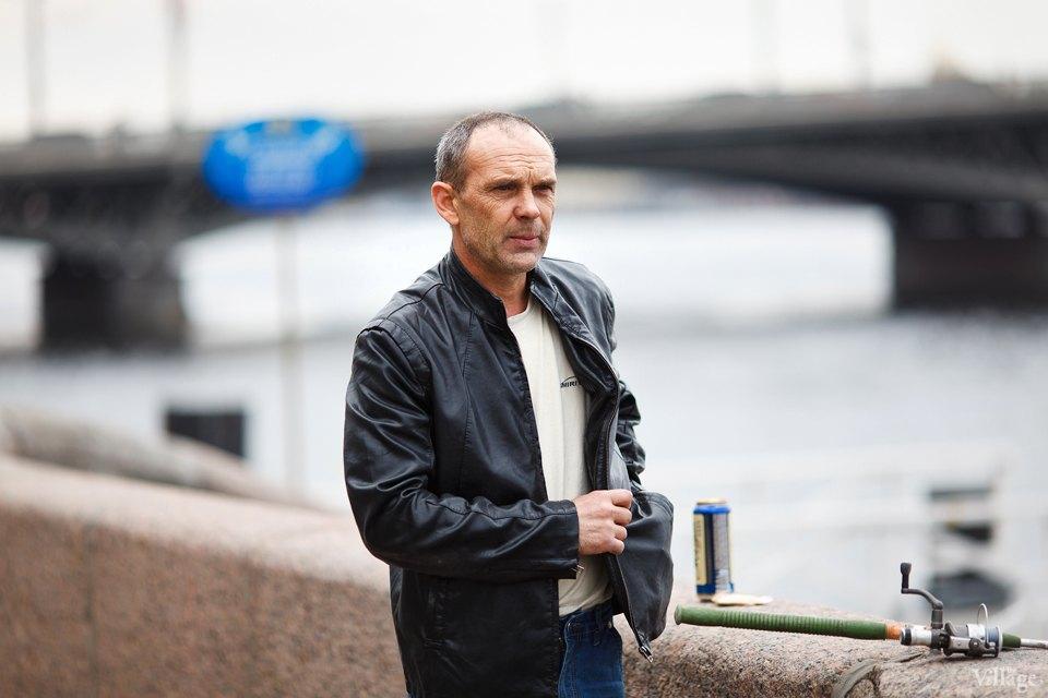 Люди в городе: Рыбаки Петербурга. Изображение № 11.