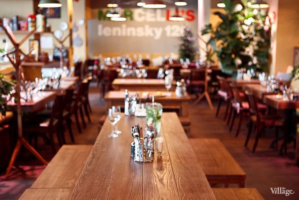 Новое место (Петербург): Ресторан «Марчелли's». Изображение № 8.
