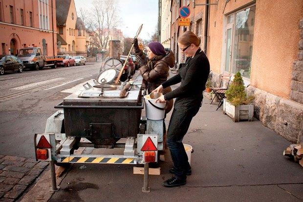 Личный опыт: Как провести «Ресторанный день» в своём городе. Изображение № 24.