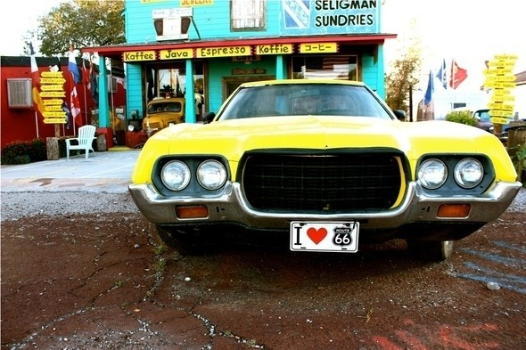 Изображение 2. Отчет о путешествии по Америке осенью 2010.. Изображение № 9.