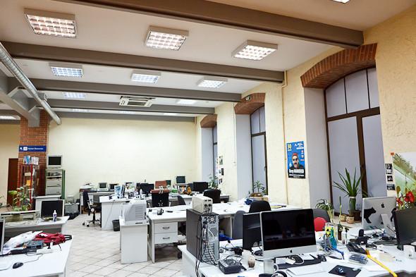 Офис недели (Петербург): DataArt. Изображение № 17.