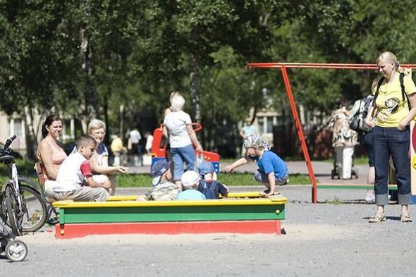 В 2010 году во Фрунзенском районе было заключено 2 653 брака, родились 4 564 ребенка.. Изображение № 6.