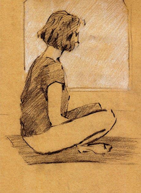 Клуб рисовальщиков: Йога. Изображение №2.