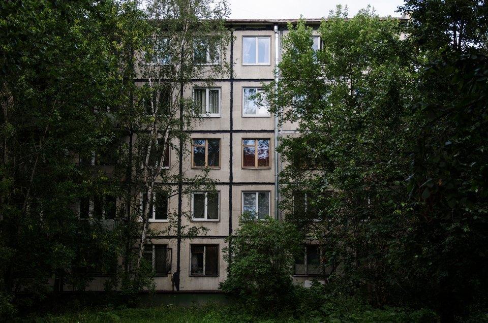 На районе: Московский глазами Роберты Корреджиа. Изображение № 9.