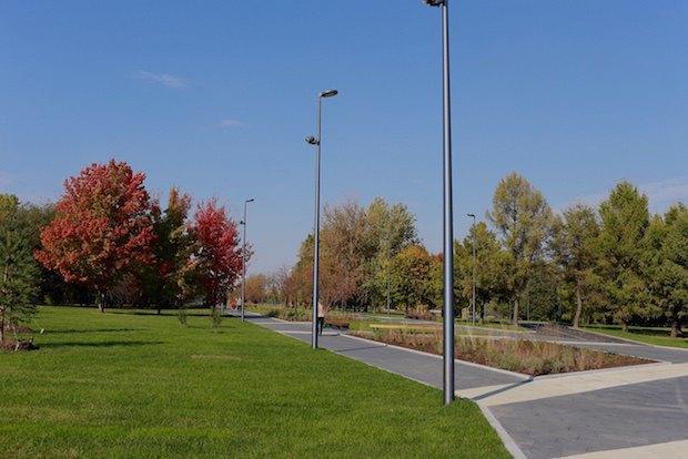 На юге Москвы после реконструкции открылся парк «Садовники». Изображение № 9.