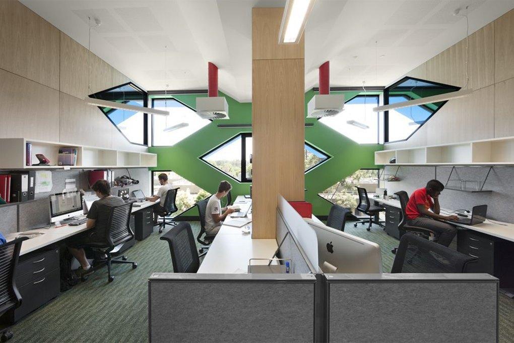 Фабрики умственного труда: Как устроены самые впечатляющие лаборатории в мире. Изображение № 2.
