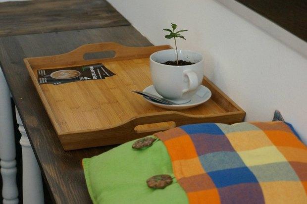 Владельцы Robusta открыли кофейню City Coffee. Изображение № 4.
