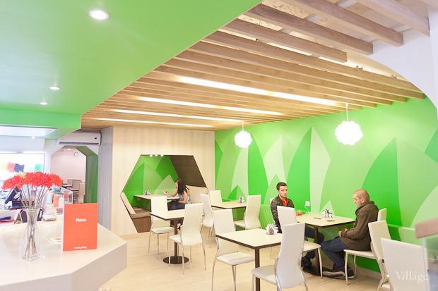 Сеть кафе с Bubble Tea открылась в Петербурге. Изображение № 2.