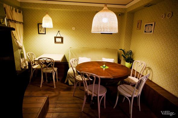 Новое место: Вегетарианское кафе «Прекрасная зелёная». Изображение № 26.