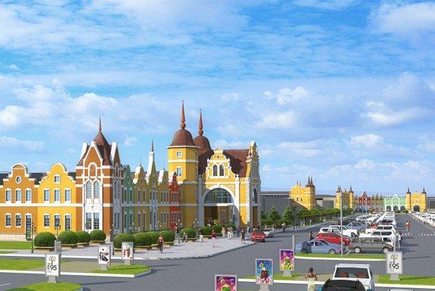 Пополнение: 6 новых торгово-развлекательных центров вКиеве. Изображение № 42.
