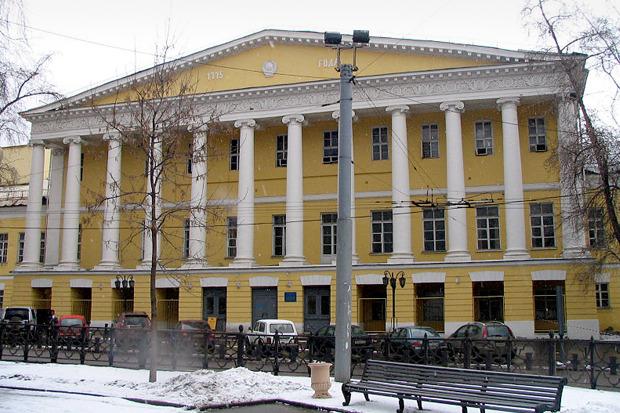 Мосгордума переедет в здание Екатерининской больницы. Изображение №1.