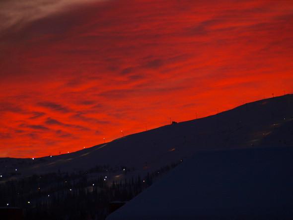 Изображение 27. Солнечный ветер. Несколько мест для любителей наблюдать полярное сияние из своего окошка.. Изображение № 9.
