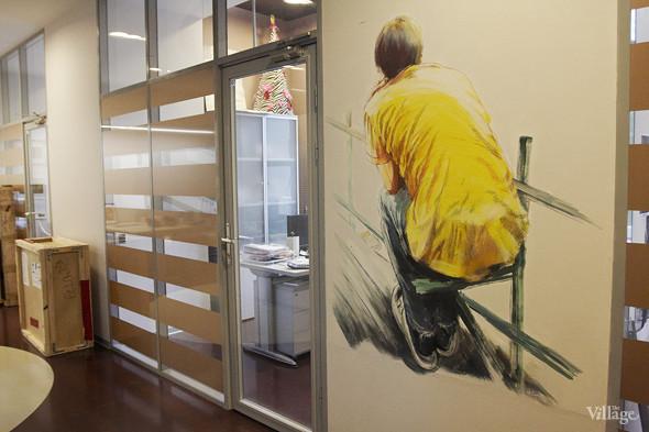 Офис недели (Петербург): Музей и галереи современного искусства «Эрарта». Изображение № 7.