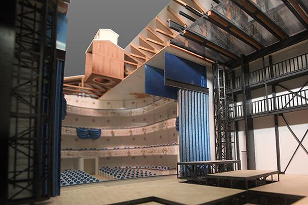 Каменноостровский театр откроется после пятилетний реконструкции. Изображение № 9.