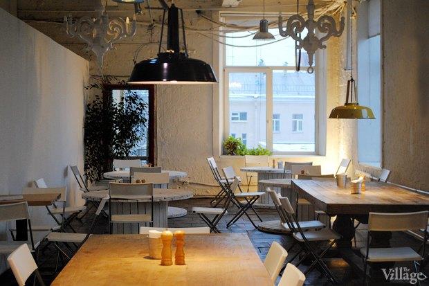 У кафе «Зелёная комната» в «Этажах» появился ещё один филиал. Изображение № 3.