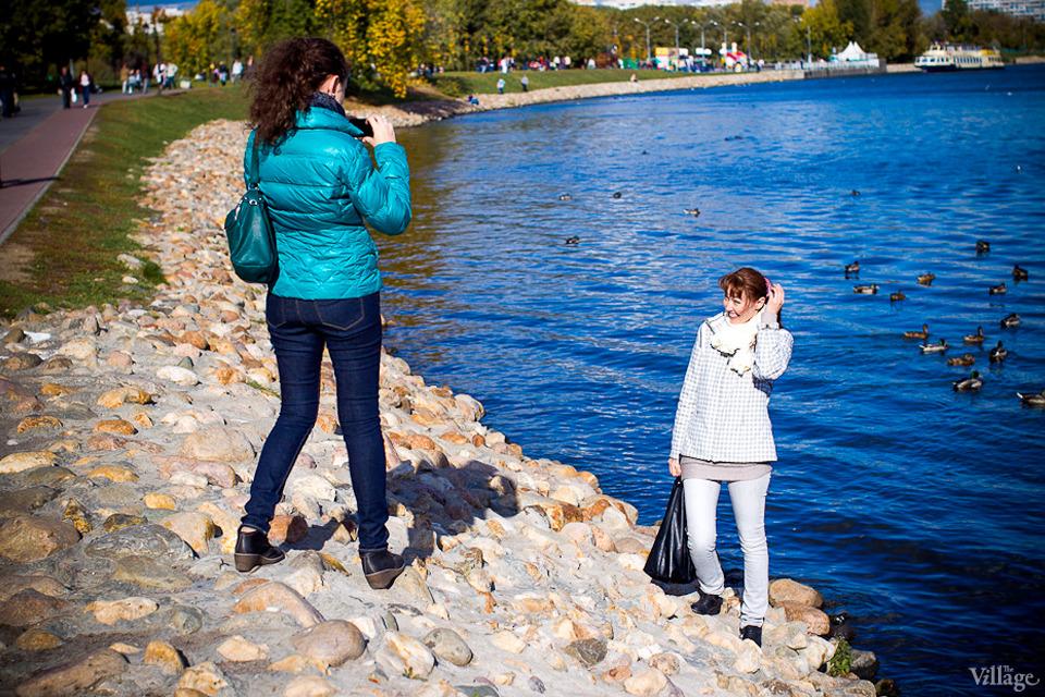Люди в городе: Любительские фотосессии в парке. Изображение №20.