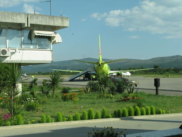 аэропорт Подгорицы. Изображение № 2.