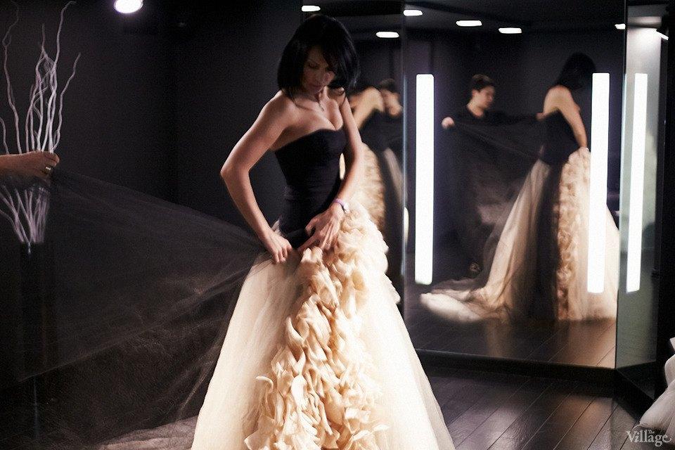 Любо-дорого: Невесты о свадебныхплатьях. Изображение № 13.