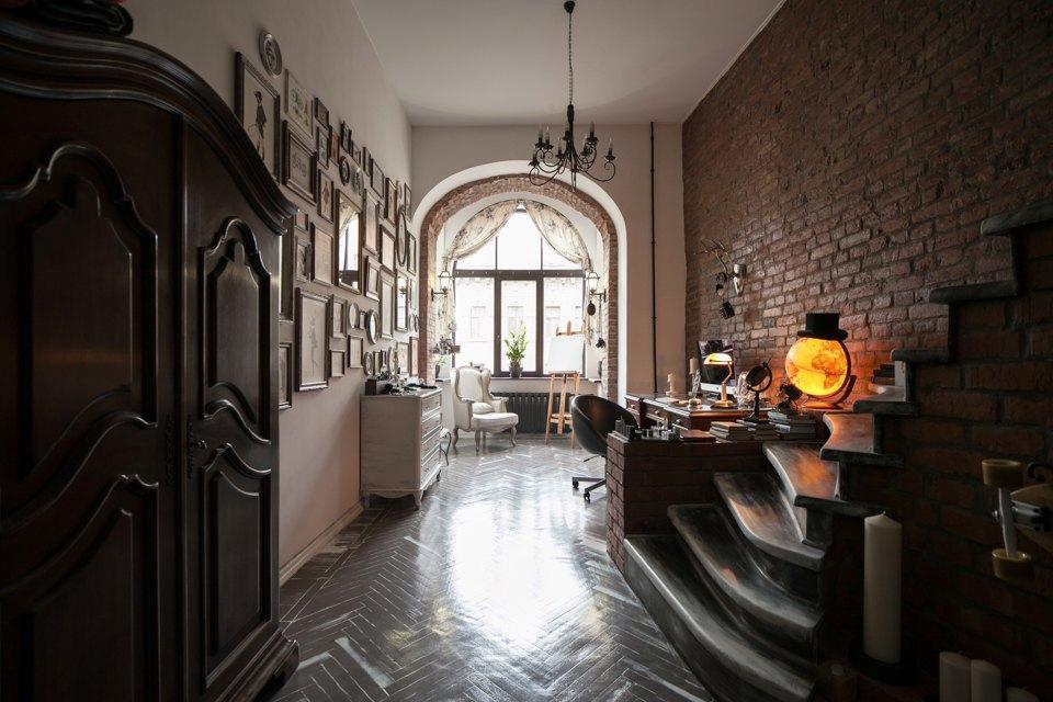 Квартира в историческом центре для молодой пары. Изображение № 3.
