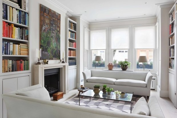 11 альтернатив скандинавскому стилю в дизайне интерьера. Изображение № 8.