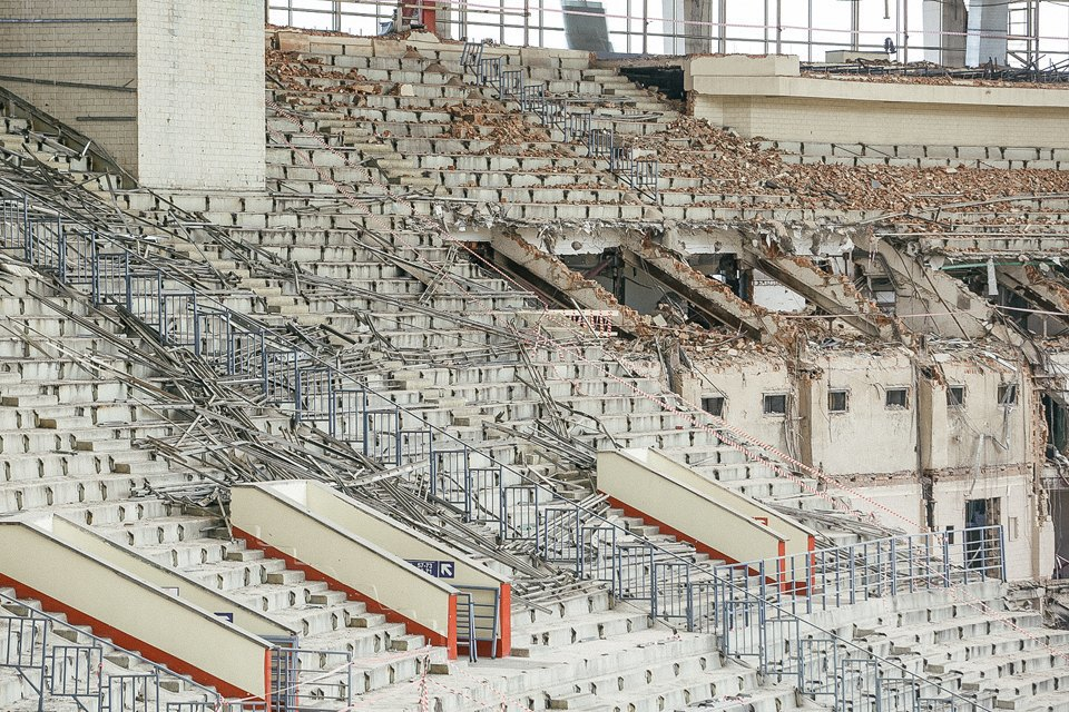 Как сейчас выглядит стадион «Лужники». Изображение № 4.