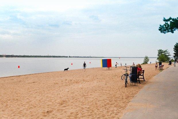 13 пляжей в городе иназаливе. Изображение № 8.