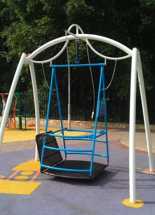 В Филёвском парке откроется площадка для детей с ограниченными возможностями. Изображение № 1.