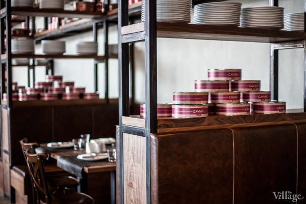 Любимое место: Анзор Канкулов о ресторане Black Market. Изображение № 8.
