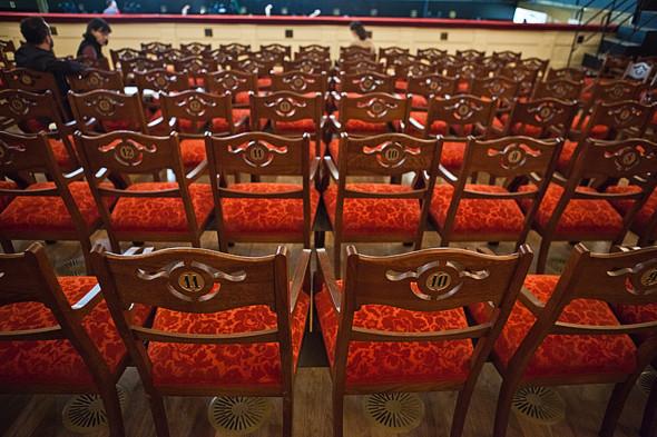 Программа-максимум: Реконструкция Большого театра. Изображение № 6.