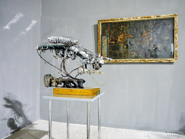 Гид по Большому скульптурному салону — 2012  . Зображення № 25.