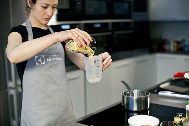 Шеф дома: Ростбиф-салат и тыквенная каша Мириам Сехон. Изображение № 81.