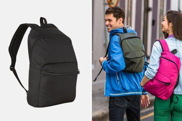 Где купить мужской рюкзак: 9 вариантов от 340 до 7 900 рублей. Изображение № 2.
