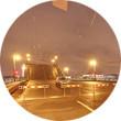 Фоторепортаж: Как разводят Дворцовый мост. Изображение № 5.
