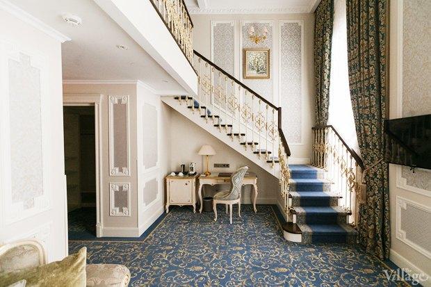 Фото дня: Как выглядит отель Государственного Эрмитажа в Петербурге. Изображение № 13.
