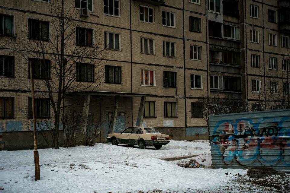 На районе: Красногвардейский глазами Михаила Протасевича. Изображение №11.