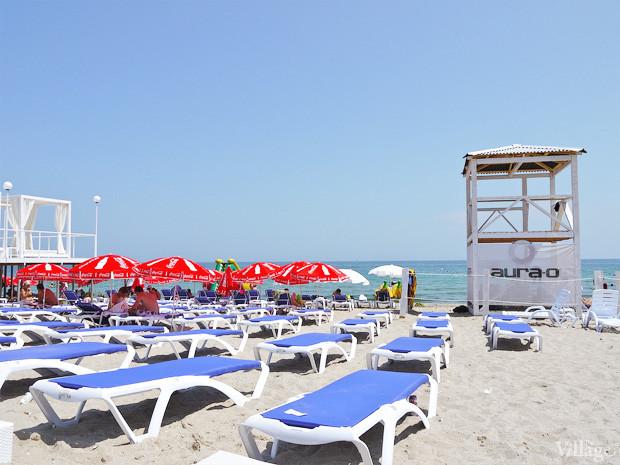 На песке: 5 пляжных клубов Одессы. Зображення № 69.